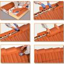 Flexim Dachdeckermörtel 10 Streifen a 50 cm