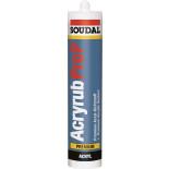 Soudal Acryrub Pro P Weiß 310 ml