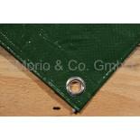 Abdeckplane grün 150gr/m²
