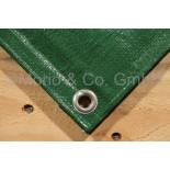 Abdeckplane grün 180gr/m²