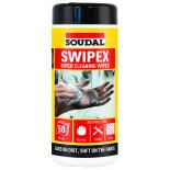 Soudal Swipex Reinigungstücher 50 Stück